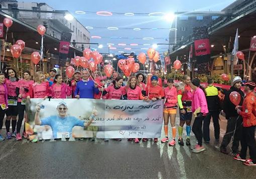 מרתון טבריה (באדיבות מרתון ישראל)