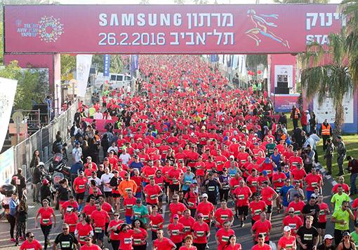 מרתון תל אביב (רונן טופלברג)
