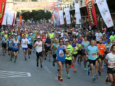 מרתון טבריה (עיריית טבריה)