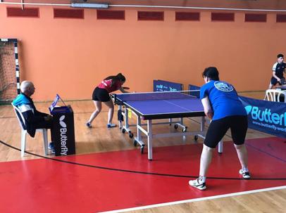 אליפות הפועל טניס שולחן