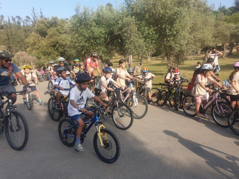 מסע האופניים במטה יהודה