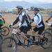 מרגש בכל פעם מחדש: רוכבי אופני הטנדם והרצים פתחו את התחרויות