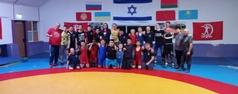 150 מתאבקים מ-5 מדינות בטורניר מלכוב ה-4