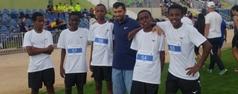 ילדי פרויקט האתלטיקה של קריית מלאכי ישתתפו במרוץ שפיר