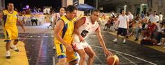 1000 ספורטאים ממחר בסטריטבול ירושלים ה-23