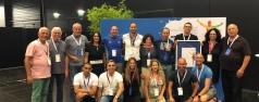 משלחת הפועל הצטיינה באליפות אירופה למקומות עבודה