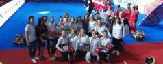 אליפות ישראלית, רמה בינלאומית