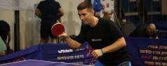 הענף המתפתח: טניס שולחן כובש את הספורטיאדה
